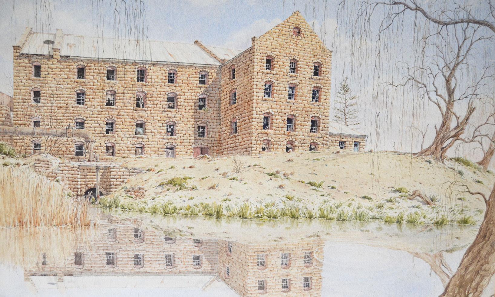 Leeu River Mill