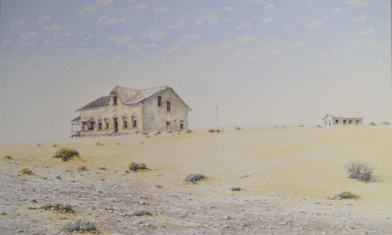 Mid Morning, Kolmanskop