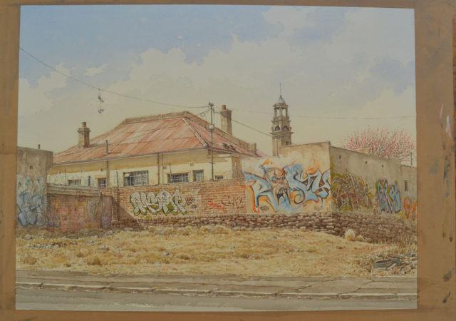 Rastys Wall Jeppestown